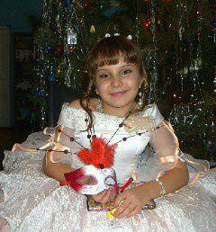 Моя доченька Ксения 10 лет, Давайте познакомимся!
