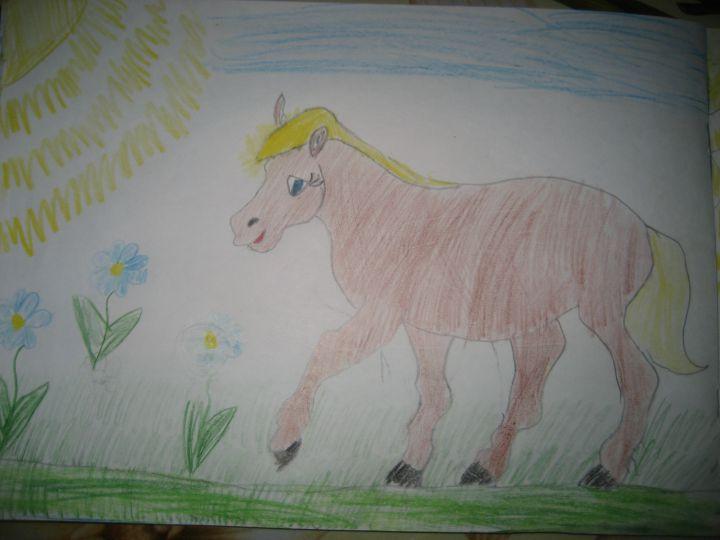 наше вдохновение опять попёрло)))))))))))), Выставка работ наших детей