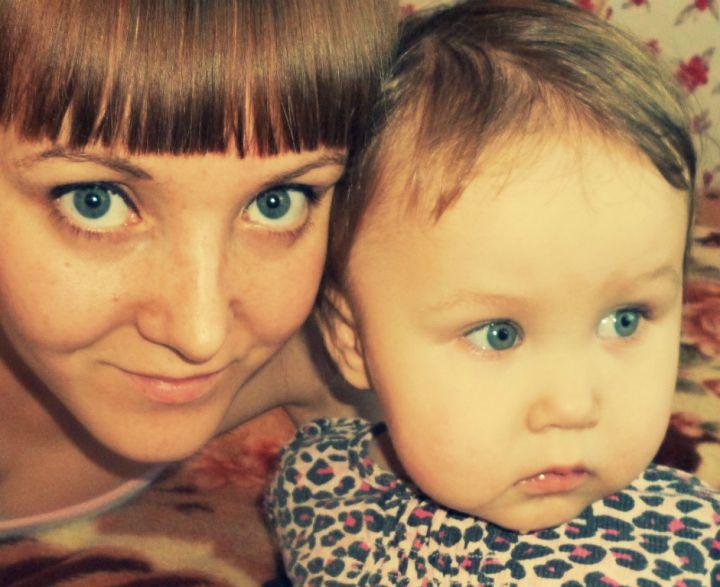Я со своей доченькой Эллиночкой***, Фотографии наших аутят - давайте познакомимся!